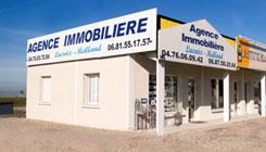 Lacroix Meilland agent immobilier sur Apprieu (Isère)