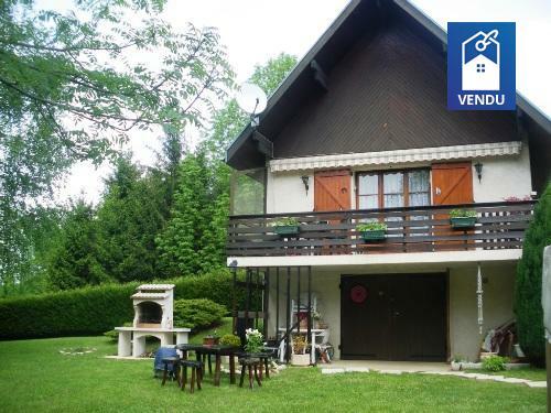 Chalet vente maison villa malleval en vercors agence for Vente maison vercors