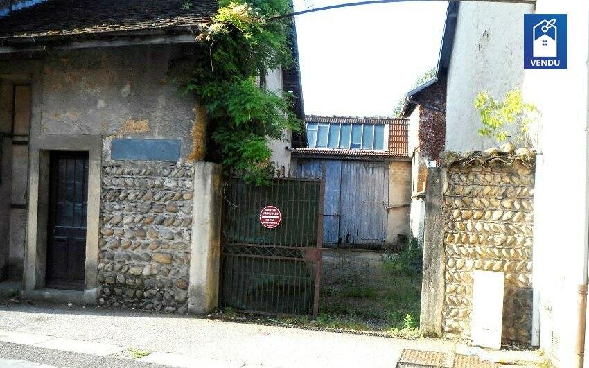 Immobilier sur Le Grand-Lemps : Local de 0 pieces