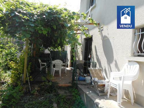 Appartement en rez-de-jardin - Vente Appartement Rives