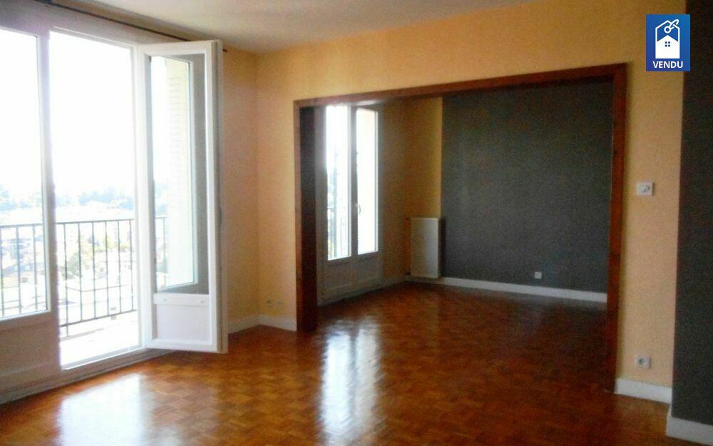 Immobilier sur Voiron : Appartement de 4 pieces
