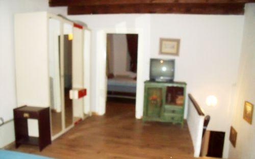 Maison ancienne : ETAGE