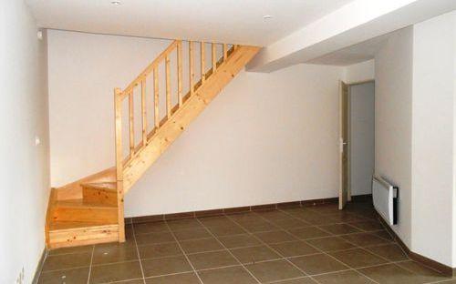 Appartement T4 : Séjour salon