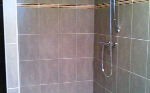 Maison : douche