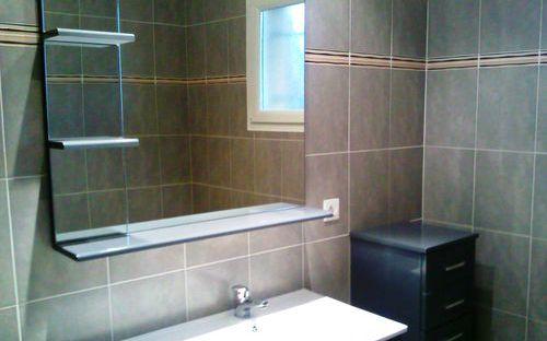Maison : salle de bains