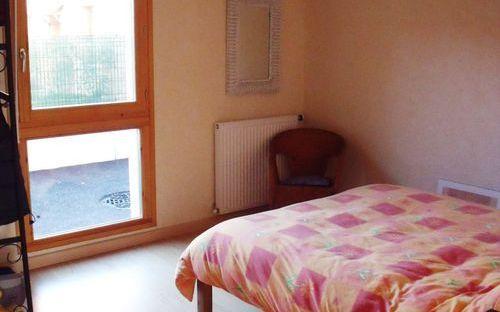 Appartement   48m2 : chambre