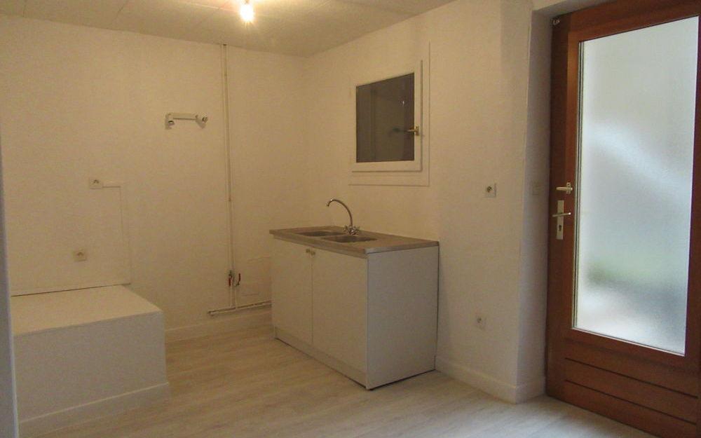 Appartement T4 : ESPACE CUISINE