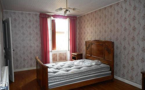 maison ancienne : chambre