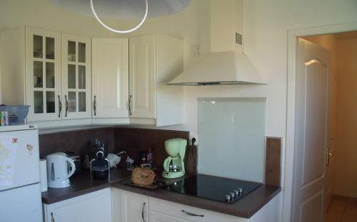 Villa : cuisine equipee