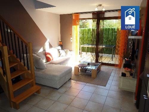 Appartement t3 avec rez de jardin location appartement for Lacroix jardins 78