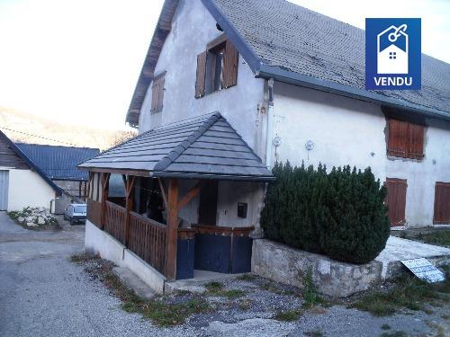 Maison a renover vente maison villa malleval en vercors for Vente maison vercors