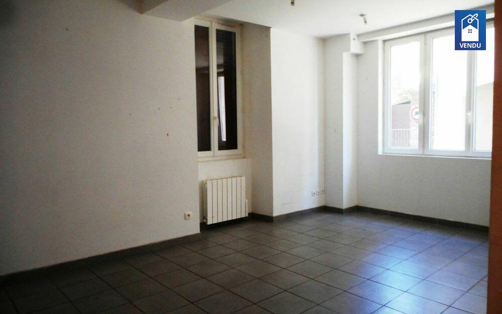 Immobilier sur Le Grand-Lemps : Appartement de 2 pieces
