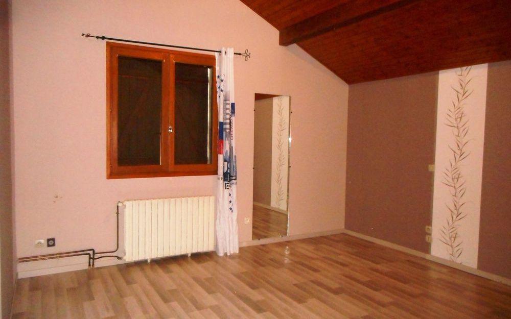 Villa : Chambre étage