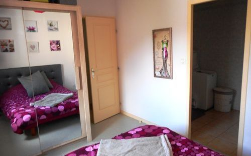 Appartement Type2 : Chambre