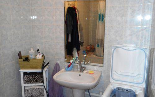 Appartement Type2 : Salle de bains