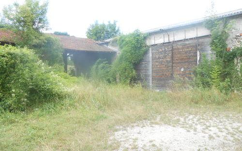 Maison à rénover : exterieur