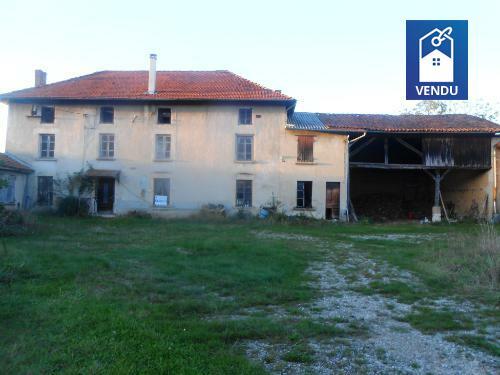 Annonce vente maison longechenal 38690 200 m 126 500 for Ancienne maison des gardes lourmarin