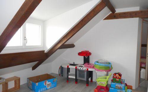MAISON 150 m2 : Chambre comble