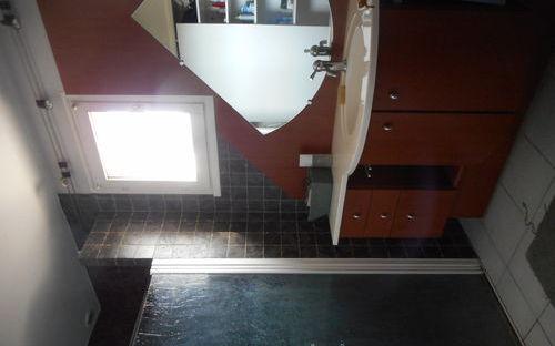 Villa : salle d'eau
