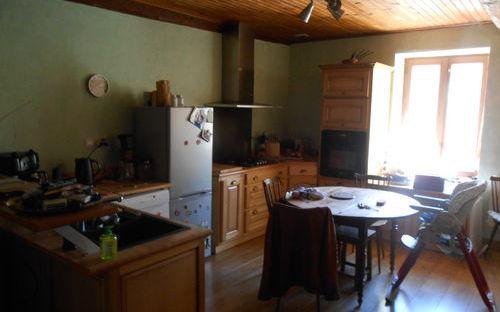 Maison Ancienne : cuisine