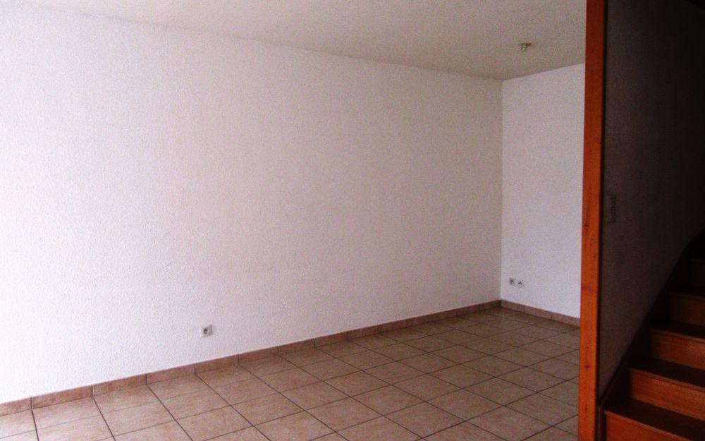 Appartement Duplex 76,70m2 : Séjour-salon