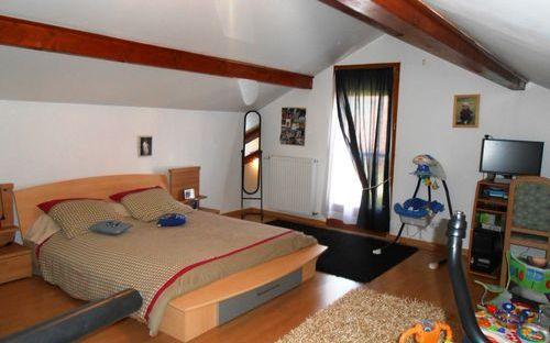 villa : chambre
