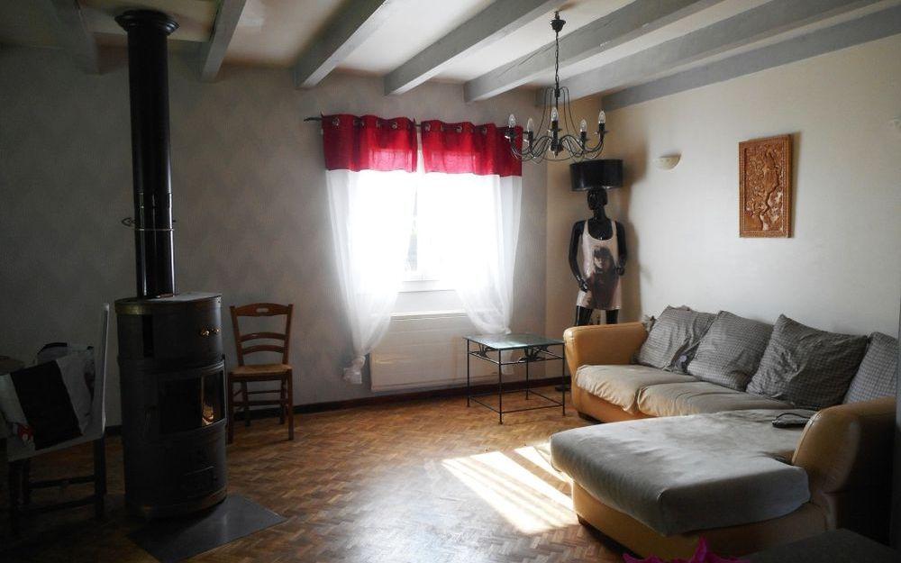 villa : Séjour salon environ 30.m²