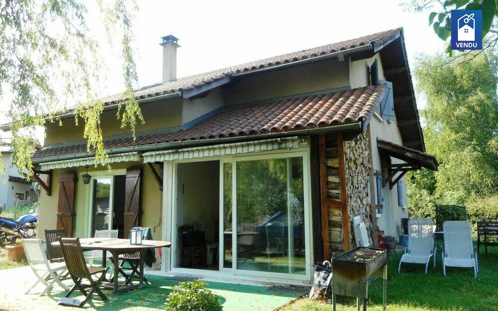 Immobilier sur Charnècles : Maison/villa de 5 pieces