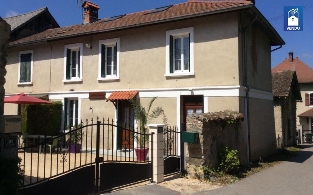 Immobilier sur Burcin : Maison/villa de 5 pieces