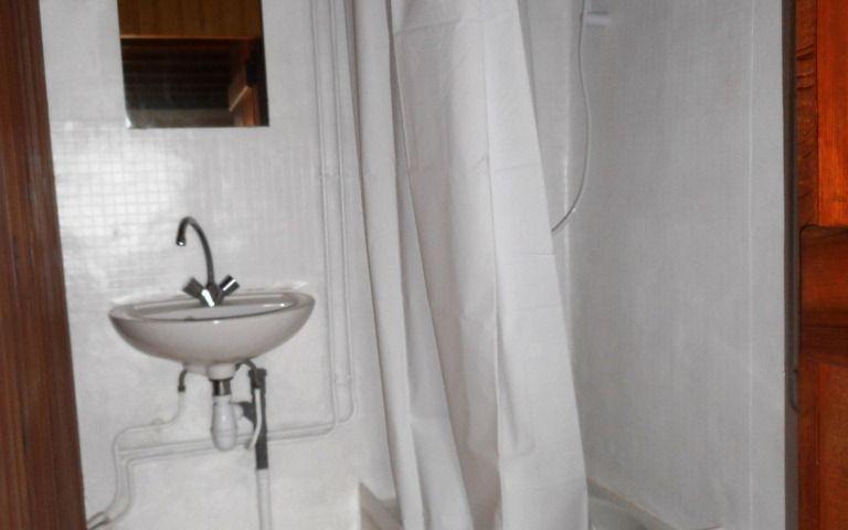 Appartement T2 : salle d'eau