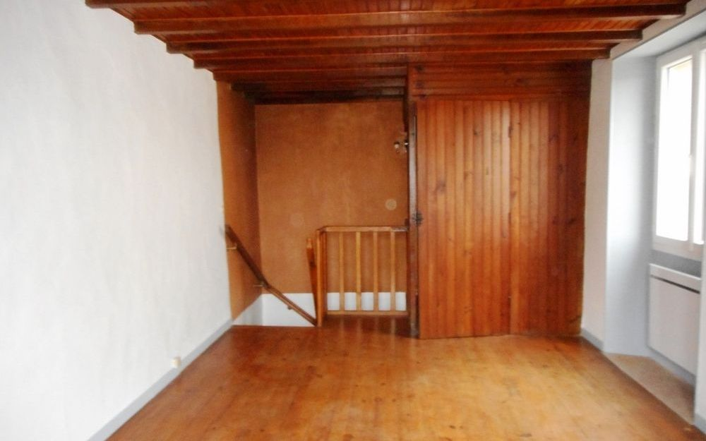 Appartement T2 : chambre