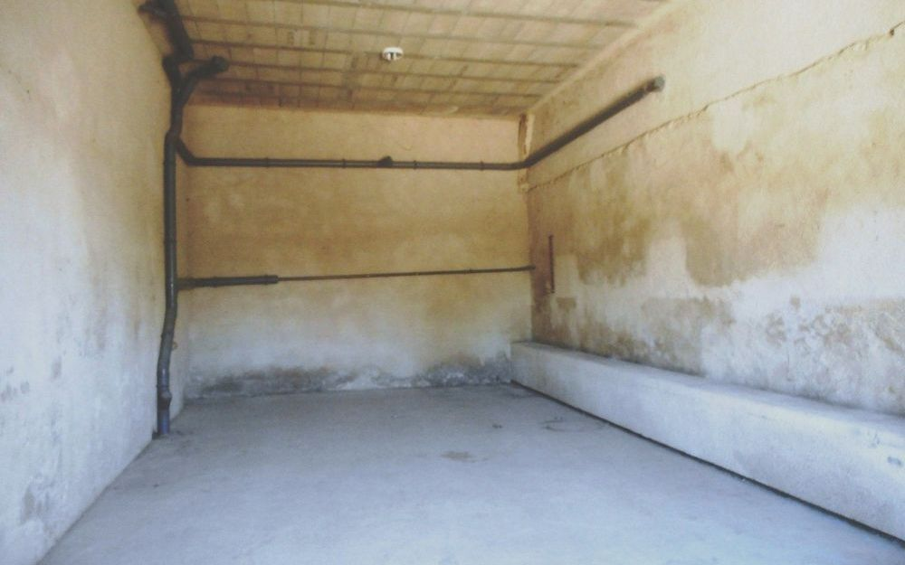 Appartement T2 : garage spacieux