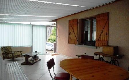 Villa : veranda