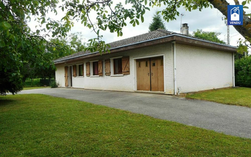 Immobilier sur Saint Etienne de Saint Geoirs : Maison/villa de 5 pieces