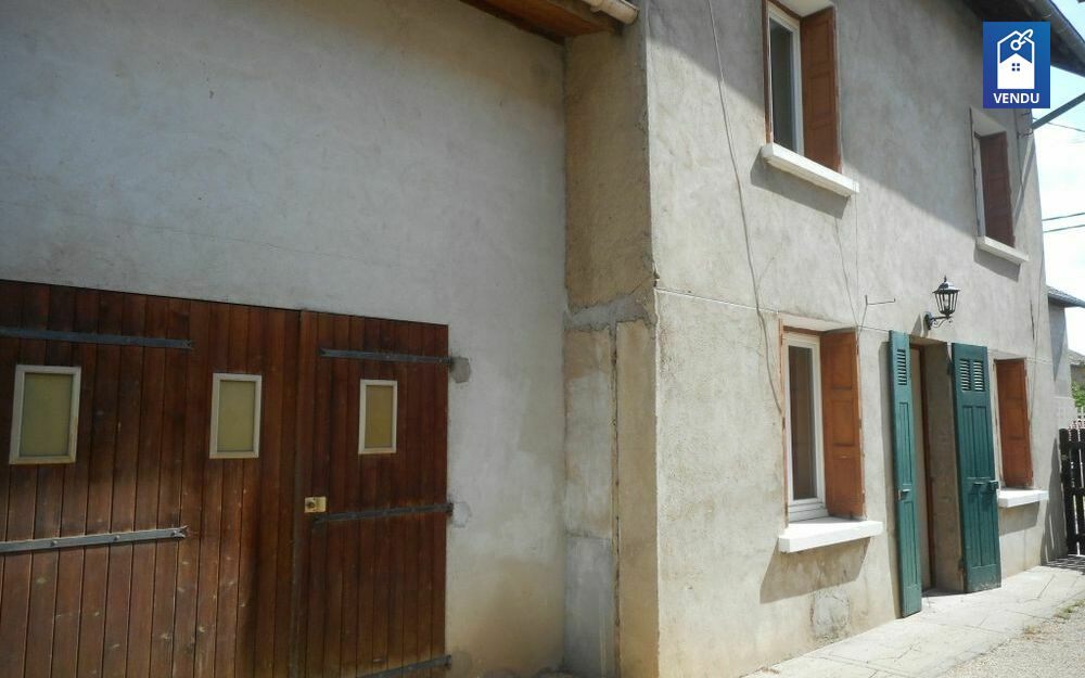 Immobilier sur Le Grand-Lemps : Maison/villa de 4 pieces