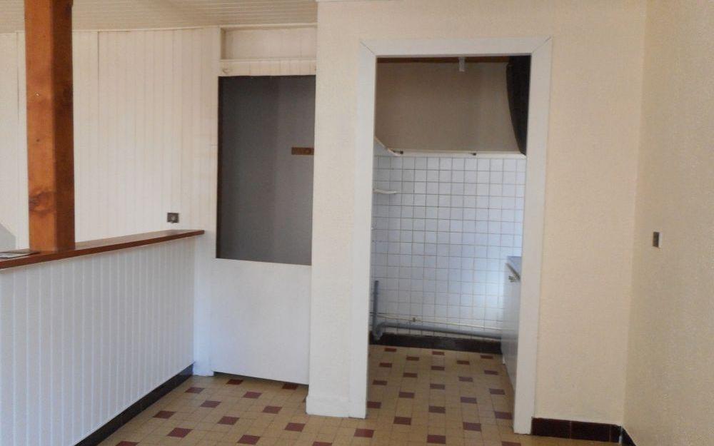 Maison Ancienne : espace cuisine