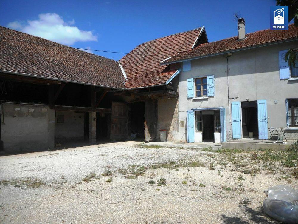Annonce vente maison le grand lemps 38690 150 m 215 for Ancienne maison des gardes lourmarin