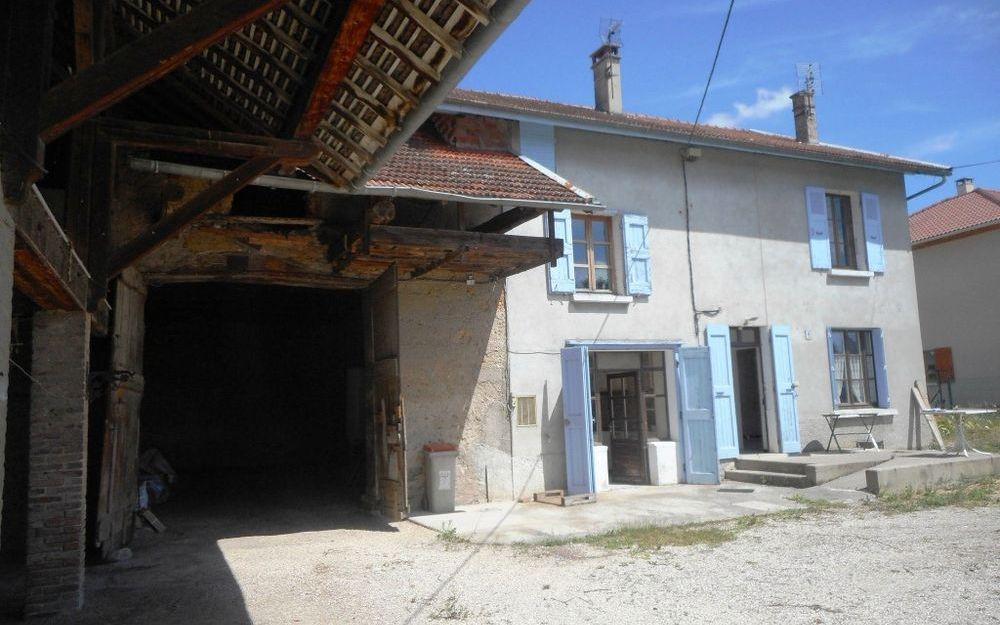 Maison ancienne avec dependances : EXTERIEUR