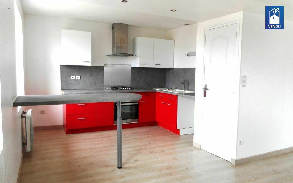 Immobilier sur Montferrat : Appartement de 3 pieces
