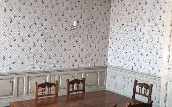 Aile du chateau : Salle à manger