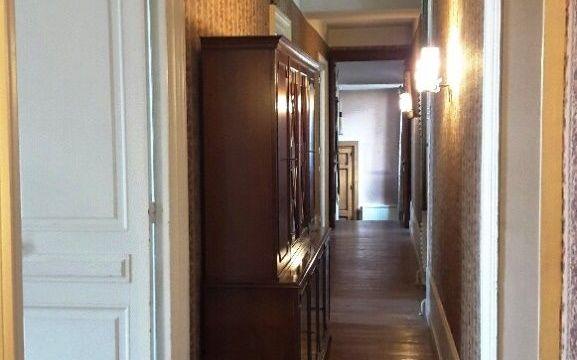 Aile du chateau : Couloir