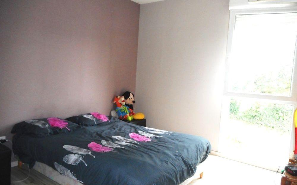 Appartement 1er étage : Chambre