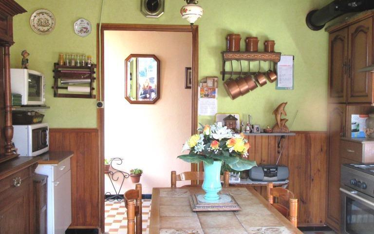 Maison : cuisine