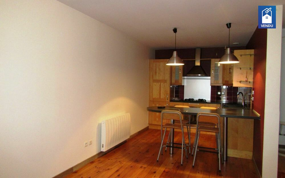 Immobilier sur Chabons : Appartement de 3 pieces