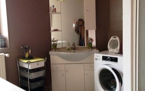 Appartement 109 m2 : salle d'eau