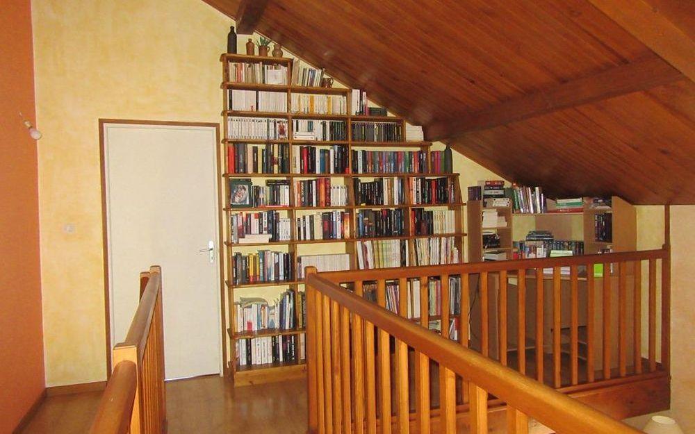 villa d'architecte : mezzanine