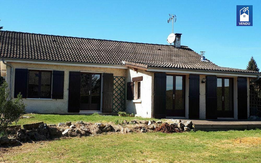 Villa de plain pied location maison villa burcin for Bail pour location maison