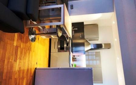 APPARTEMENT type 4 : cuisine equipée ouverte sur sejour