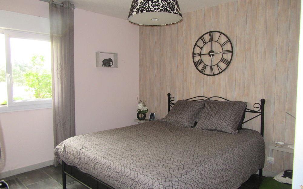 appartement de type 4 : Chambre 1 surface 11.15 m²