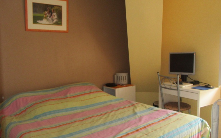 APPARTEMENT : chambre